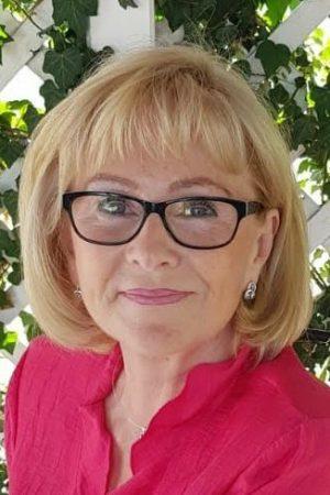 Christine Jaspert 1. Vorsitzende