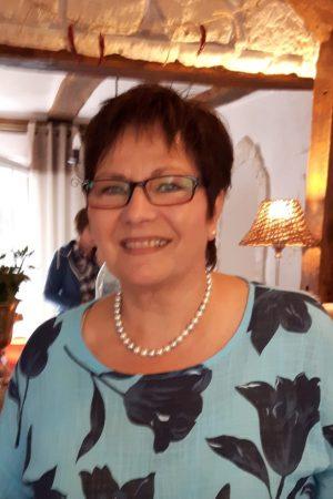 Ruth Pfennig 1. Vorsitzende